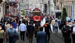 Türkiye'nin yüzde 48,2'si 'mutluyum' dedi