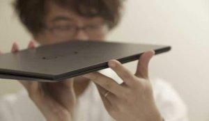 VAIO dünyanın ilk karbon fiber gövdeli laptopunu tanıttı