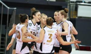VakıfBank, Kupa Voley'de Dörtlü Final'e yükseldi