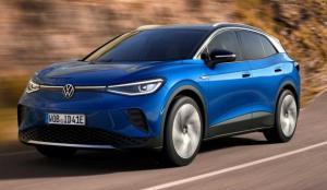 Volkswagen ID.4 SUV modeli için hedefini açıkladı!