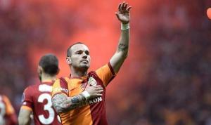 Wesley Sneijder'den derbiye skor tahmini