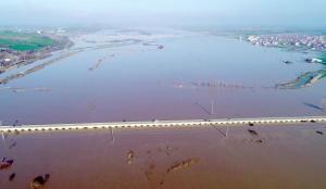Yağışlarla birlikte nehirlerdeki kirlilik seyreldi
