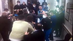 Yine Hasta Yakınları Sağlık Çalışanlarına Saldırdı: 3 Kişi Yaralandı