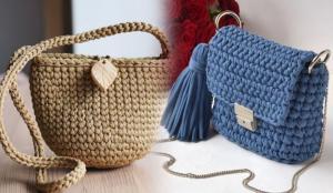 2021 örgü çanta modelleri neler? En güzel örgü çanta modelleri