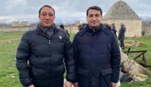 27 yıllık Ermeni işgalinden kurtulan Ağdam'dan son bilgiler