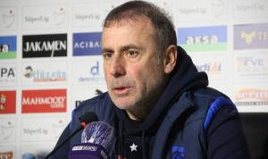 Abdullah Avcı umutlu konuştu: Trazonspor da yarışta var