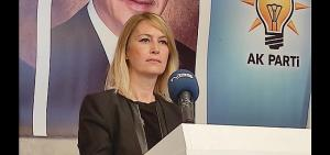 """AK Parti Karşıyaka İlçe Başkanı Didem Keseli:""""Ak Parti iktidarında kadının önemi artmıştır"""""""