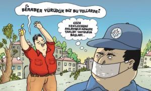 AKP'nin Lebalep Kongreleri Uykusuz'un Kapağında
