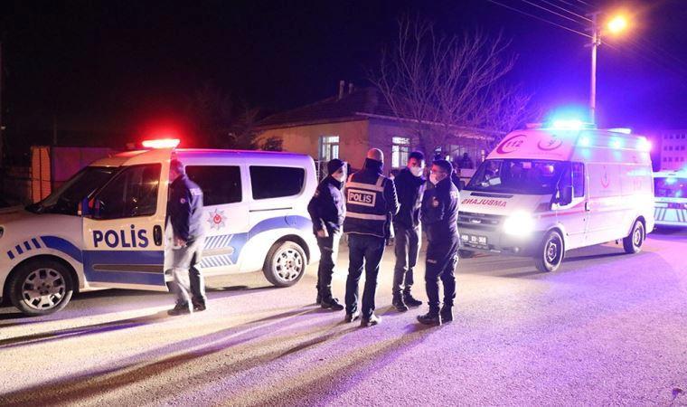 Aksaray'da yaşlı çift kafalarından vurulmuş halde evlerinde ölü bulundu