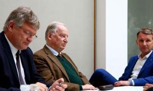 Almanya'da aşırı sağcı parti için takip kararı