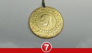 Altın fiyatları kaç TL oldu? 11 Mart Gram altın Çeyrek altın  Bilezik alış satış fiyatı
