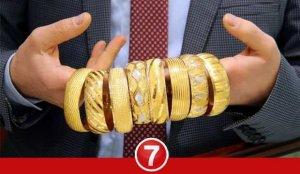 Altın fiyatları yeniden düşüşe geçti! 1 Mart Çeyrek altın Gram altın Bilezik alış satış fiyatı