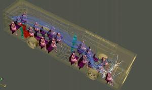 Araştırma: Virüsün toplu taşımadaki yayılımını simülasyona aktarıldı