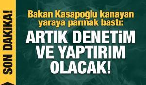 Bakan Kasapoğlu: Buna kimsenin hakkı yok!
