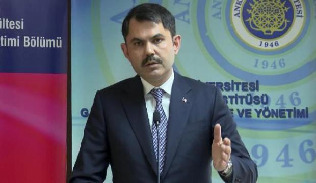 Bakan Kurum: Genç istihdam şartı getiriyoruz