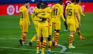 Barcelona, Osasuna deplasmanında hata yapmadı!