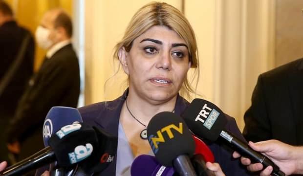 Berna Gözbaşı: Adalet isteyenler, adaletlerini buldu!