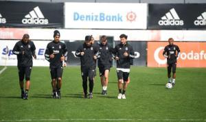 Beşiktaş 'eksik' başladı