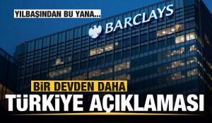 Bir devden daha Türkiye açıklaması!