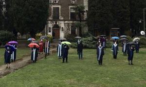Boğaziçi Üniversitesi'nde akademisyenlerin 'Melih Bulu' nöbeti 57. gününde sürüyor