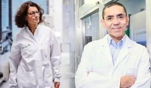 Büyük gurur: Prof. Dr. Uğur Şahin ve Dr. Özlem Türeci'ye Almanya'dan 'Yıldızlı Liyakat Nişanı'!
