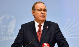 CHP Sözcüsü Faik Öztrak, Şentop'un 'sistem değişikliği'ne ilişkin sözlerine yanıt verdi