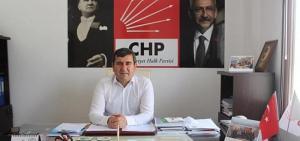 """CHP'li Karahan: """"ilçemizin en temel sorunu alt yapı"""""""