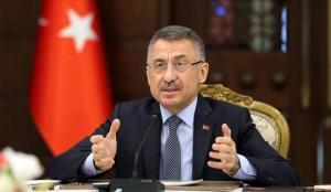 Cumhurbaşkanı Yardımcısı Oktay'dan sağlık çalışanlarına mektup