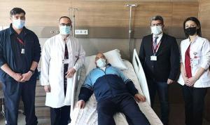 Doktorlar da şaşkına döndü: Karnında adeta bir bomba taşıyorsun