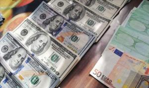 Dolar ve Avro'da son rakamlar