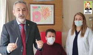 Dr. Mustafa Adıgüzel: 'Aşı yok, vaadi var'