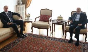 Erdoğan'la görüşen Asiltürk'ün sözleri Saadet'i karıştırdı