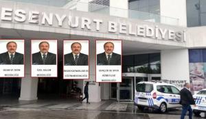 Esenyurt Belediyesi'nde bir kişiye dört müdürlük!