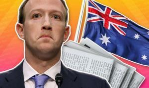 Facebook – Avustralya mücadelesinde 'dönüm noktası'