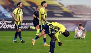 Fenerbahçe, evinde yenilgi rekoru kırdı