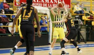 Fenerbahçe Kadınlar EuroLeague'de Galatasaray'ı eledi