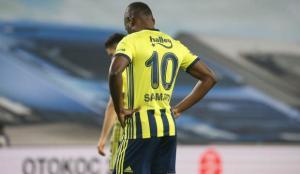 Fenerbahçe yaş tahtaya bastı! Samatta sezon sonunda…