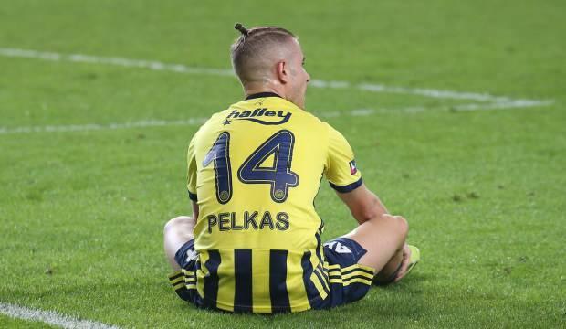 Fenerbahçe'nin mağlubiyetlerinde Pelkas gerçeği!