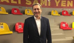 Galatasaray başkan adayı Burak Elmas çalışmalarına devam ediyor