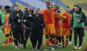 Galatasaray'ın Kayserispor maçı kadrosu belli oldu
