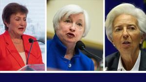 Global iktisadın en güçlü kurumlarına bayanlar liderlik ediyor