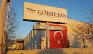 GÜBRETAŞ'ın konsolide cirosu 2020'de yüzde 25 arttı