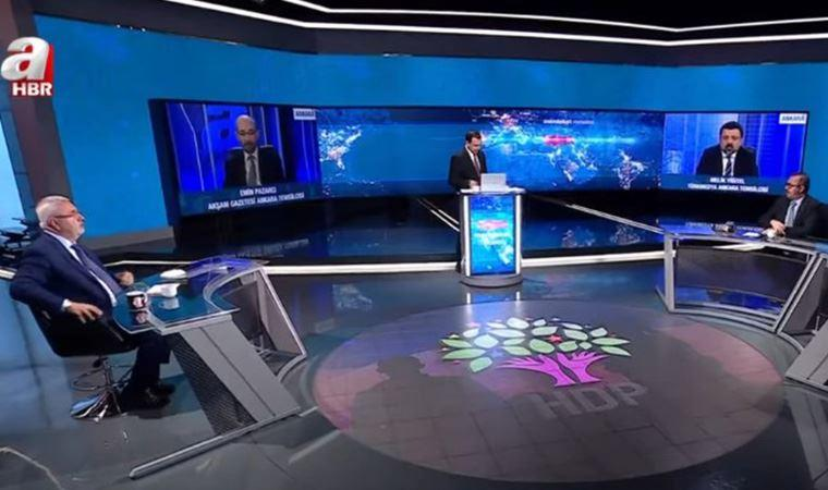 HDP, A Haber'i RTÜK'e şikayet etti