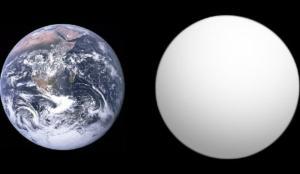 Hubble Uzay Teleskobu Dünya'ya benzeyen bir gezegen keşfetti