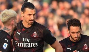 Ibrahimovic eski takımına karşı forma giyemeyecek