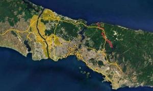 İktidar, 'Kanal İstanbul için' yasal değişiklik peşinde