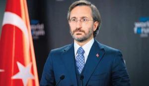 İletişim Başkanı Fahrettin Altun'dan Meral Akşener'e sert tepki