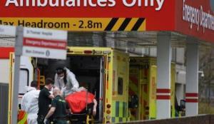 İngiltere'de bir günde koronavirüsten 101 can kaybı