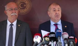 İsmail Koncuk ve Ümit Özdağ'dan yeni parti açıklaması