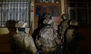 İstanbul'da 4 ilçede uyuşturucu operasyonu
